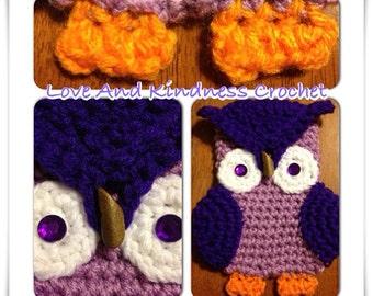 Owl IPhone Cozy