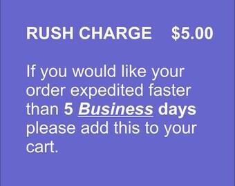 Rush Charge