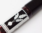Organic Lip Stain Hibiscus Red Vegan
