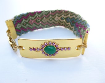 Turkish Sun Friendship Bracelet