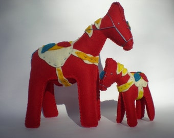 Horse Sewing Pattern