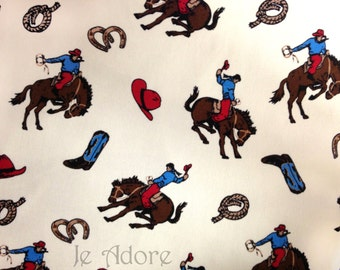 Items similar to vintage neon fabric 90ies kids fabric for Horse fabric for kids