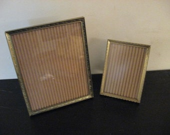 Two Metal Frames