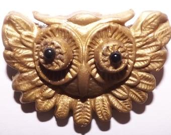 Steampunk Owl brooch,steampunk Jewellery, christmas gift, steampunk brooch, owl brooch,Animals jewellery, bird brooches,animal brooch