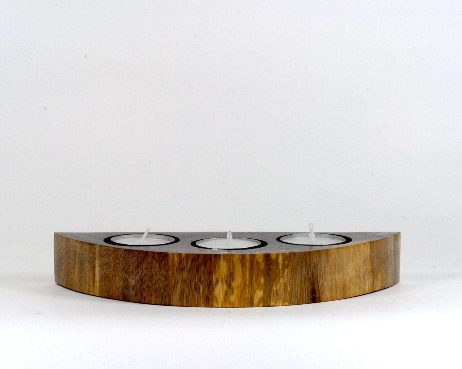 Wood Candle Holder Tea Light Holder By Goodvillagewoodcraft