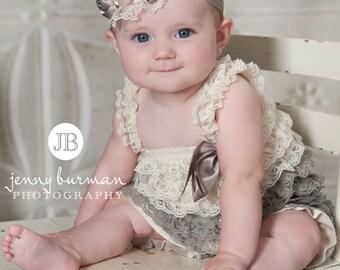 SALE! Petti lace romper,Baby girl Petti Romper, Petti Romper, Lace Romper, Romper, Bubble Romper,Baby lace romper.