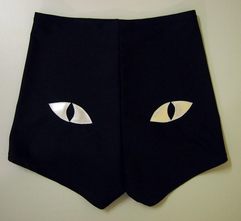 Shorts Derby Cat Eye Roller Derby Shorts