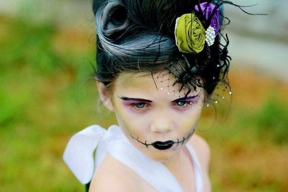 Items similar to Halloween Costume Bride of Frankenstein ...