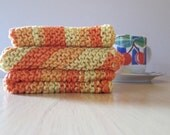 Washcloth/Dishcloth - 3 pack cotton