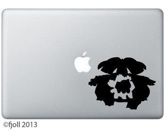 Venusaur Ivysaur Bulbasaur Decal