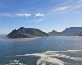 Original Fine Art Photo of Hout Bay in South Africa