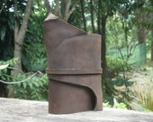 """Leather Journal / Pocketbook / Diary / 6""""X4"""" / FREE initials"""