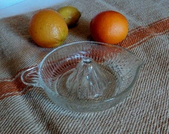 Vintage Juicer #3 - Orange or Lemon