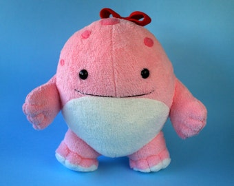 Quaggan plushie - from Guild Wars 2