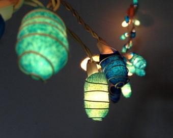 Paper Lamp Etsy