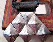 Tuareg Amulet Khomissar/ Khomeissa Hamza