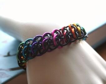 Rainbow GSG Bracelet