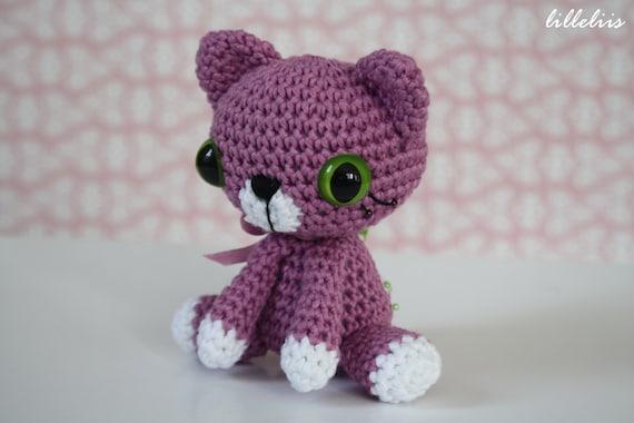 Amigurumis Gatos Patrones Gratis : Amigurumi patrones de gatos imagui