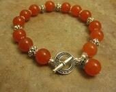 carnelian, carnelian bracelet, carnelian jewelry, natural carnelian gemstone,  natural stone carnelian, natural stone bracelet