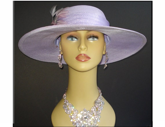 Vintage 1990s Hat High Fashion Hollywood Garden Party Mad Men