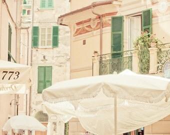 "Italy photography, Italian photograph,Cinque Terra, Italy art print - ""A Street in Italy """