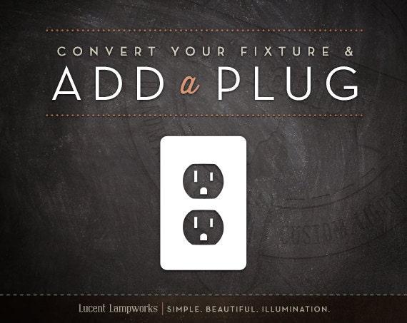X-Tra Long Cord & Plug End Option - Not UL
