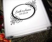 Wedding Planning Binder with Customized Modern Logo 4