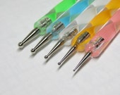 1 pc ball stylus ball tool for miniature clay work nail art dotting and marbelizing you choose size/color