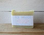 White Kaolin Clay Facial Bar Cold Process Soap