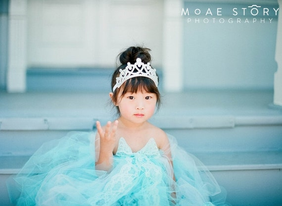 Baby Tiara Princess Headband I M In Love By Princessabigaila