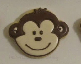 Monkey Cookies 2 dozen