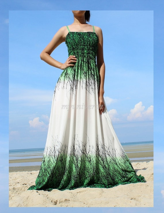 Unavailable listing on etsy for Green beach wedding dresses