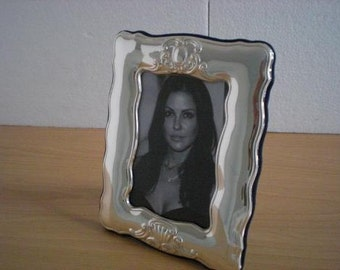 Handmade Sterling Silver Photo Picture Frame 1004 9x13 GB new
