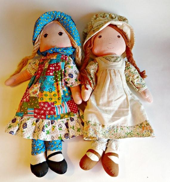 Vintage Holly Hobbie Dolls 7