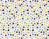 Spook Stars in Multi by Bella Blvd for Riley Blake - 1 yard
