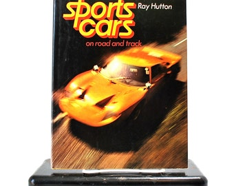 Sports Cars on Road and Track by Ray Hutton HC