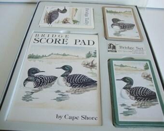 Playing Cards 2 Decks Bridge Set