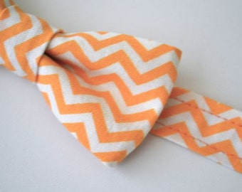 SALE Childrens Bowtie Ages 2-10 in Chevron