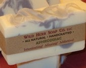 All Natural APHRODISIAC Soap by WILD HERB - Latest Scent is captivating