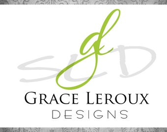 Professional Premade Logo - Watermark  -  Small Business