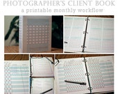 Photographer's Client Book