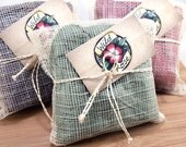 Gift Wrap For Wild Rose Herbs - Reusable Gift Bags with Recycled Tissue Paper