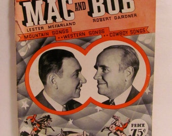 Deluxe Edition Mac and Bob Mountain Songs