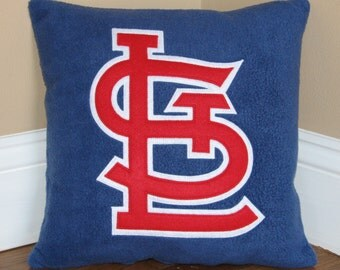 St. Louis Cardinals Pillow
