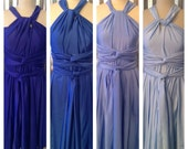 Ombre Bridesmaids Dresses- FULL Cocktail Infinity Bridesmaids Dress