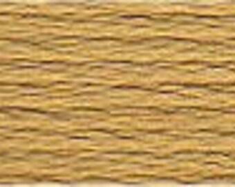 Perle Cotton Size 5 DMC Color 834 - SKEIN