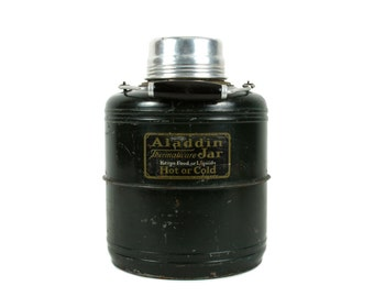 Aladdin Thermalware Jar - Vintage - Thermos - Cooler