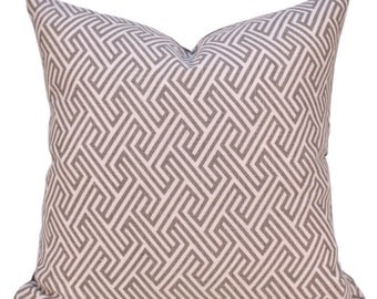 Pillow - Decorative Pillow - Throw Pillow - Graphic Pattern Pillow