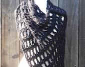 Crochet Pattern Poncho