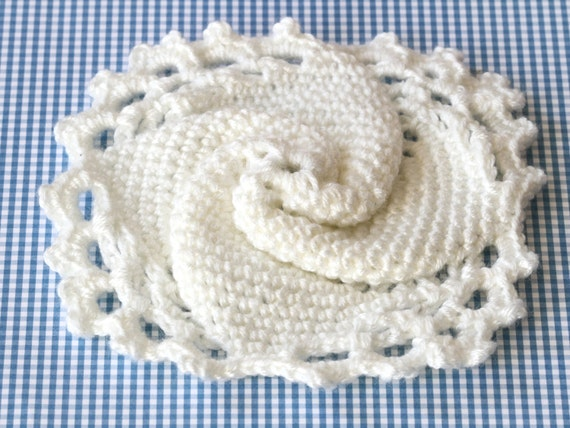 Decorative Crochet Square Pattern, PDF Doily Patterns, Modern Decor ...